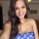 Nagy Nikoletta-Miss Universe Hungary 2015