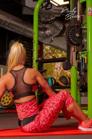 Rasberry fitness