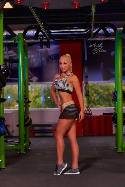 Triton Fitness modell