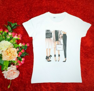 Chanel GIRLS Tshirt