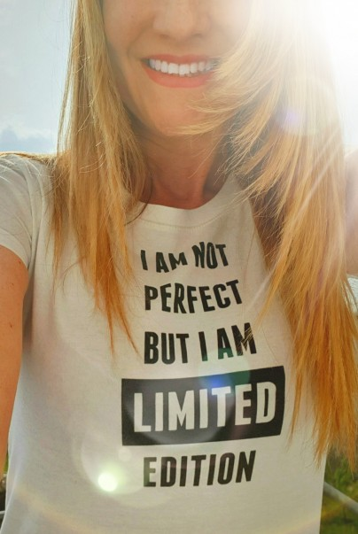 I am not perfect