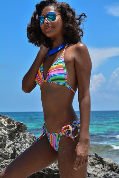 Natalia Color bikini web
